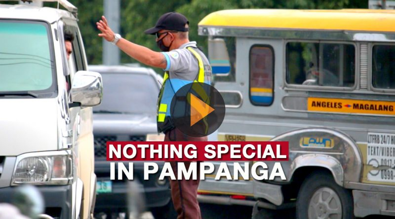 Nothing Special in Pampanga